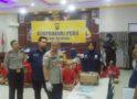 Selama Operasi Pekat, Polres Ketapang Berhasil Ungkap 323 Kasus