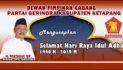 Gerindra: Idul Adha