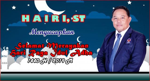 Hairi: Idul Adha
