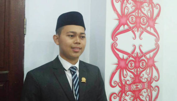 Anggota DPRD Ketapang Termuda Berusia 24 Tahun