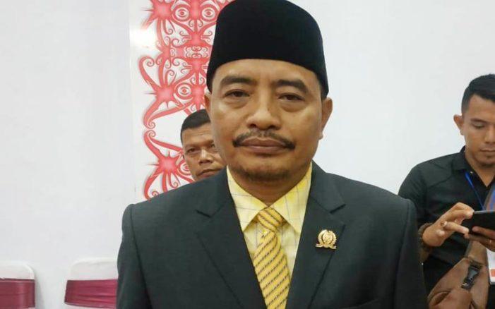 Unsur Pimpinan DPRD Definitif Dilantik 21 Oktober