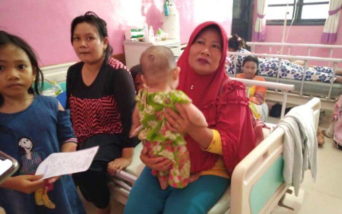 Udara Tak Sehat, 529 Warga Ketapang Terserang ISPA