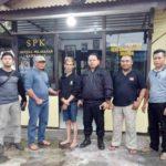 Polsek Pelabuhan Mengamankan Waria Pembobol ATM