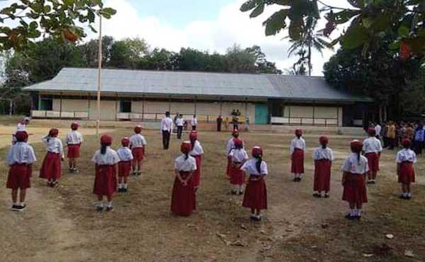 Potret Pendidikan di Bagan Kusik Manis Mata