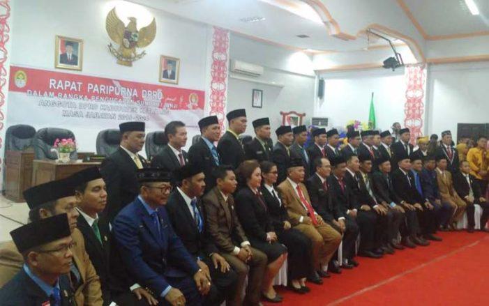 DPRD Komitmen Perjuangkan Peningkatan Gaji Tenaga Kontrak