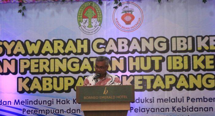 Peringatan HUT ke 68 Ikatan Bidan Indonesia (IBI)
