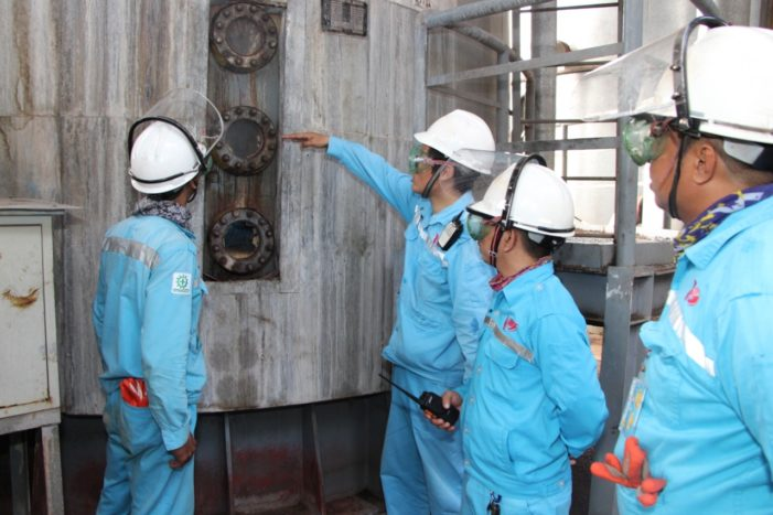 Program Transfer of Technology Kembangkan Nilai Tambah Hilirisasi Industri Mineral