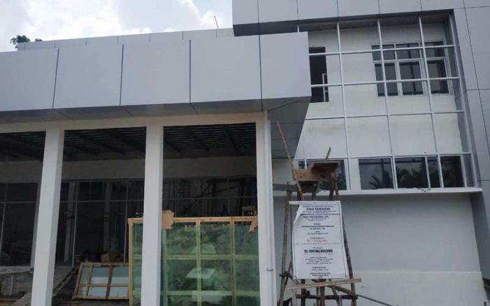 Empat Relokasi Puskesmas, Progres Pembangunan di Simpang Dua Terendah