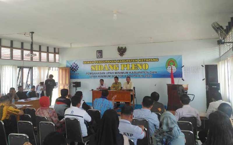 Sidang Dewan Pengupahan