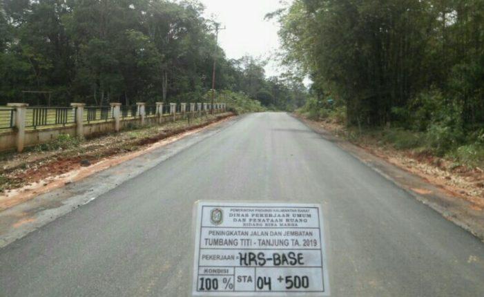 Harapkan Pembangunan Jalan di Kecamatan Penghuluan Terus Berlanjut