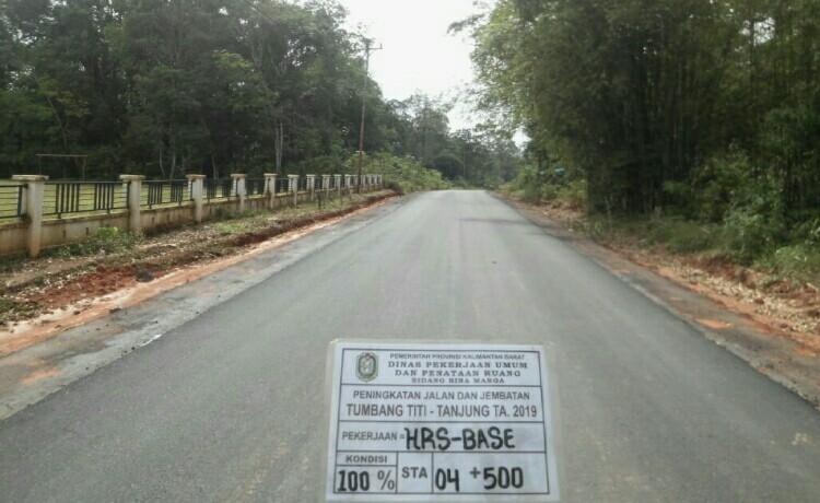 Jalan Tumbang Titi - Tanjung