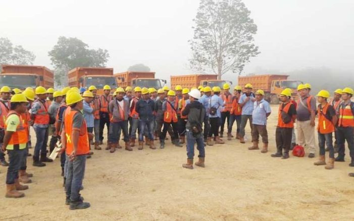 Serap Ratusan Pekerja, PT RIM Prioritaskan Masyarakat Air Upas