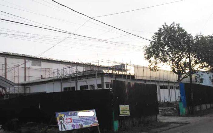 Kontrak Proyek Renovasi Puskesmas Kedondong Hampir Berakhir