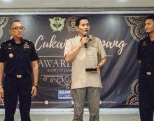 PT Well Harvest Winning Raih Bea Cukai Award 2020