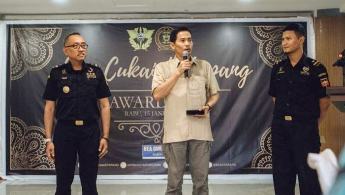 PT Well Harvest Winning Raih Bea Cukai Award 2020