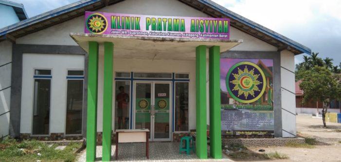 Klinik Pratama Aisyiyah, Klinik Berkonsep Islami Pertama di Ketapang