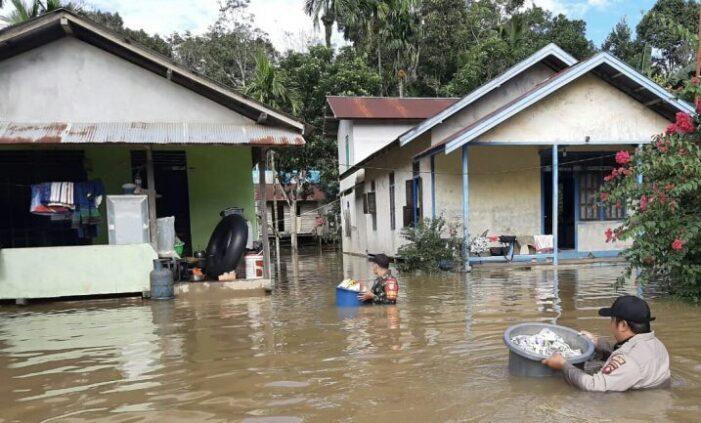 11 Desa di Jelai Hulu Terendam Banjir