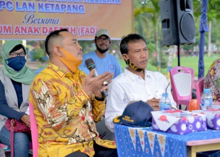Ketua DPRD Ketapang Apresiasi DPC LAN