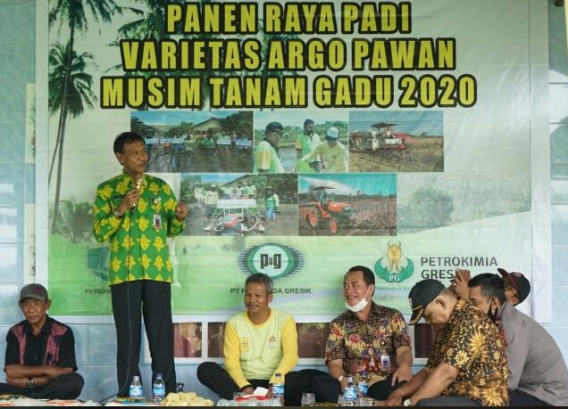 Farhan Bangga Kepada Para Petani