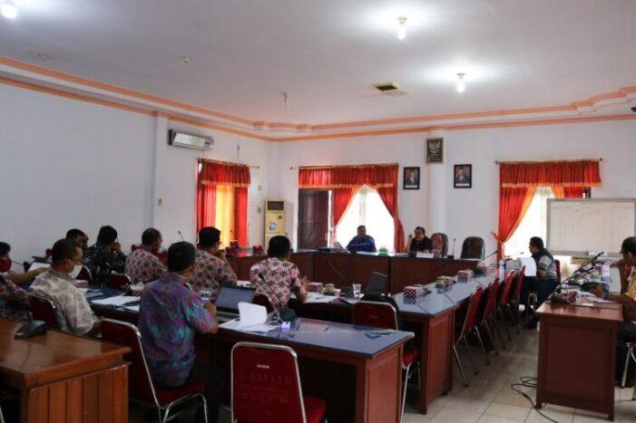 Komisi III DPRD Ketapang Gelar Rapat Kerja Bersama BPKAD