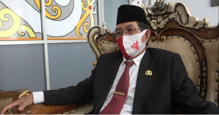 Penjabat Sekretaris Kabupaten Ketapang Drs Heronimus Tanam ME