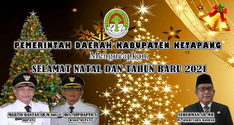 Iklan natal & Tahun Baru