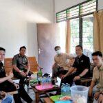 Pimpinan & Anggota Komisi II DPRD Ketapang  saat Monitoring Pelayanan Kesehatan di Puskesmas Manis Mata.