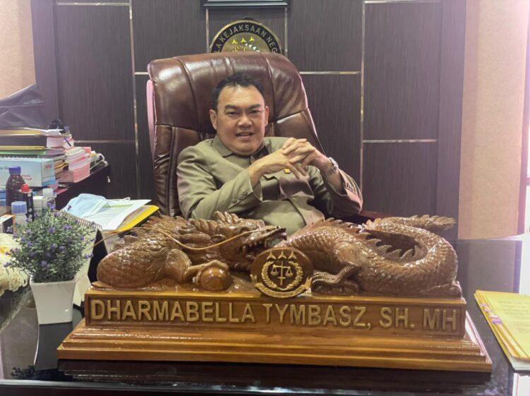 Kepala Kejaksaan Negeri Ketapang, Dhramabella Tymbasz