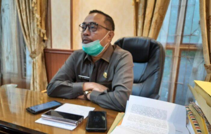Ketua DPRD Ketapang Imbau Masyarakat Jangan Mudik Lebaran.