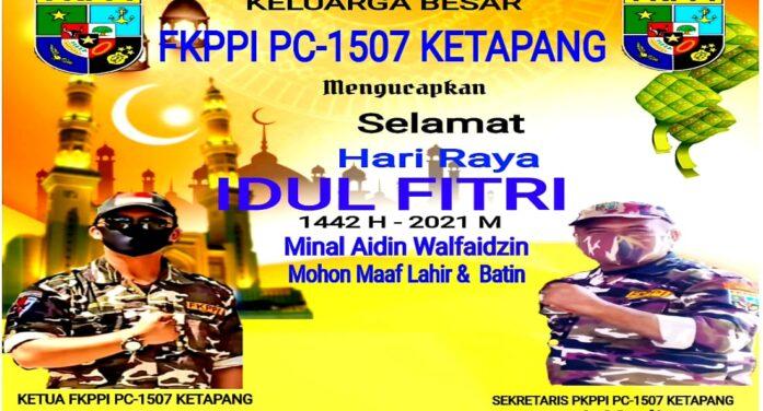 Iklan FKPPI PC- 1507 Ketapang