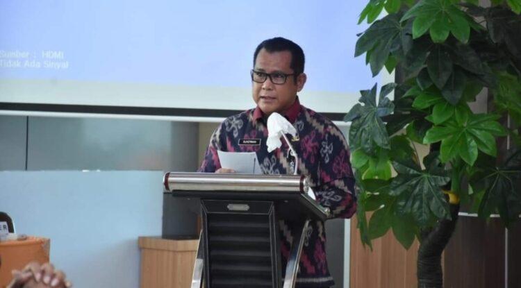 PJ Sekda Kabupaten Ketapang Suherman