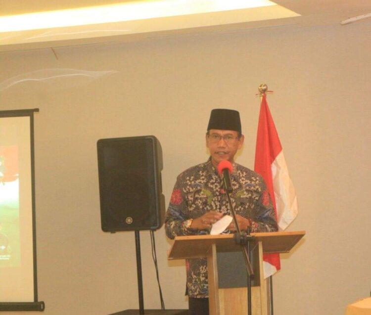 Wabup H. Farhan, SE.,M.Si buka secara resmi Madrasah Kader Nahdlatul Ulama (MKNU) Angakatan-II