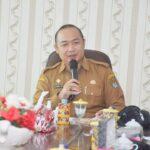 Sekretaris Daerah Kabupaten Ketapang Alexander Wilyo, S.STP.,M.Si