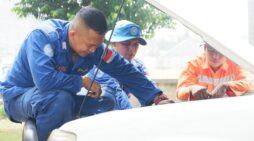 Bripka Budi Arie Tjahyadi, Personel Polres Ketapang di Misi UNAMID