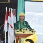 Wakil Bupati Ketapang H.Farhan, SE.,M.Si sekaligus sebagai Ketua Dewan Penasehat DPD MABM Kab.Ketapang hadiri Rapat Kerja Daerah MABM